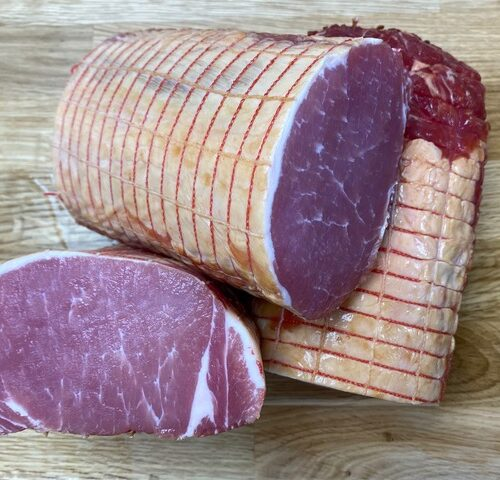 Smoked Luxury Loin Joints