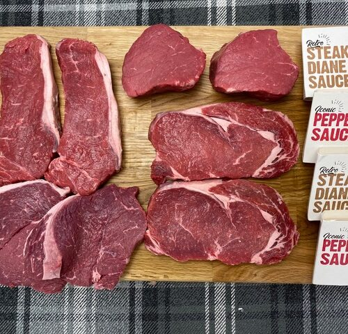Steak Taster Box